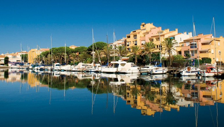 Vente privée Camping 3* Le Cap Agathois – Le port du Cap d'Agde à deux pas