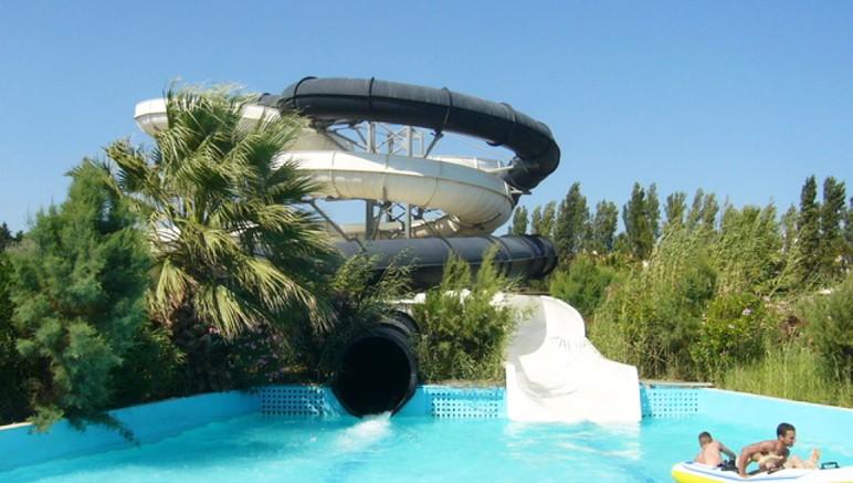 Vente privée Camping 3* Le Cap Agathois – Le parc Aqualand à proximité