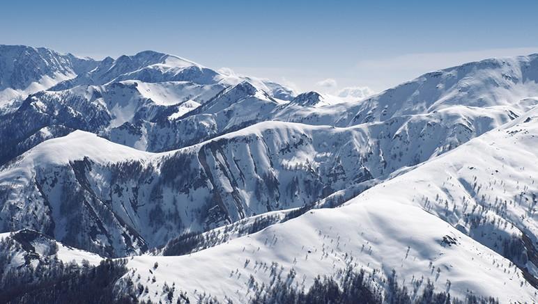 Vente privée Résidence Les Terrasses d'Isola 3* – Le domaine skiable et ses 120 km de pistes