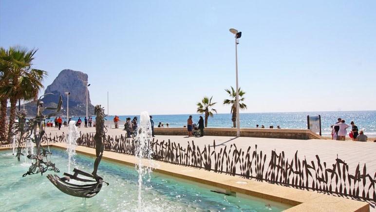 Vente privée Résidence Renato – Promenez-vous à Calpe, charmante station balnéaire espagnole