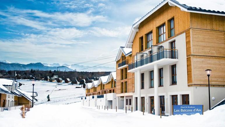 Vente privée Résidence les Balcons d'Aix 3* – Bienvenue dans votre Résidence les Balcons d'Aix 3*