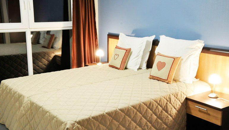 Vente privée Résidence les Balcons d'Aix 3* – Chambre avec lit double