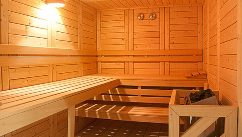 Vente privée Résidence les Balcons d'Aix 3* – Le sauna de la résidence (en supplément)