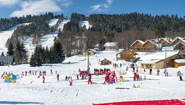 Vente privée Résidence les Balcons d'Aix 3* – La Feclaz, une station hivernale familiale