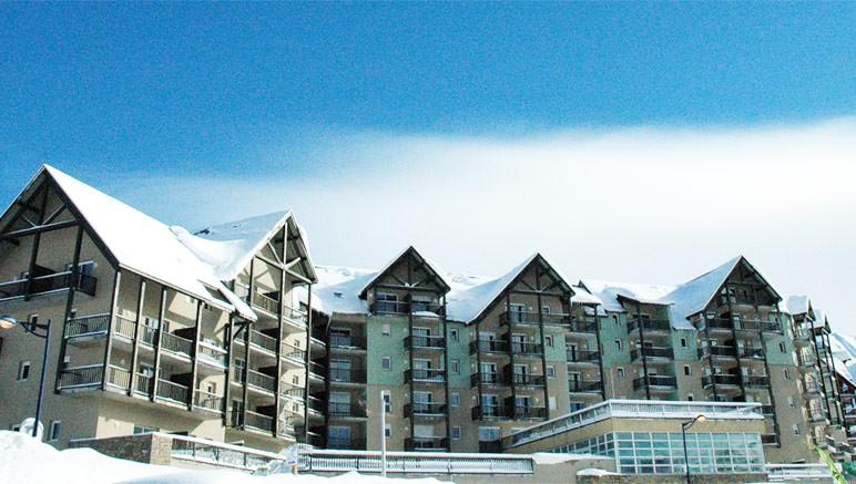 Vente privée Résidence Les Adrets de Peyragudes 3* – La Résidence Les Adrets de Peyragudes 3*, à 600 m des remontées mécaniques