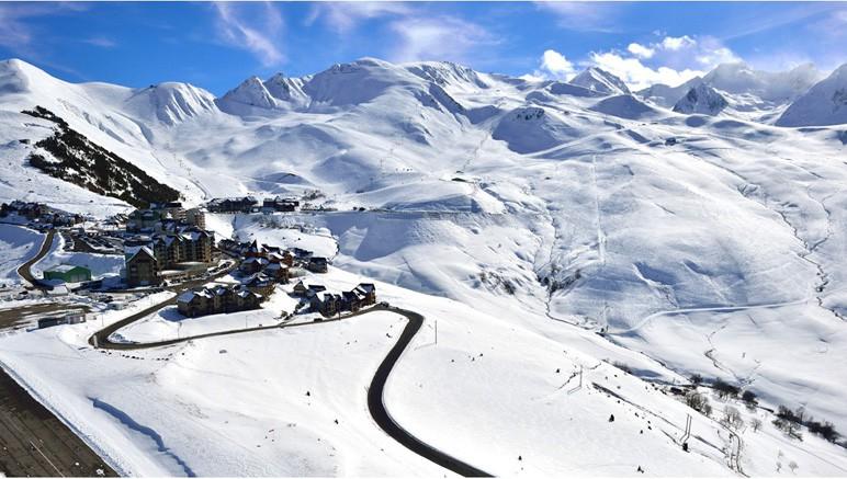 Vente privée Résidence Les Adrets de Peyragudes 3* – Le domaine skiable de Peyragudes, pour tous les niveaux