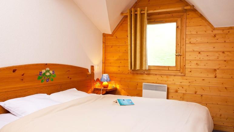 Vente privée Résidence Les Chalets et Lodges des Alpages – Chambre avec lit double