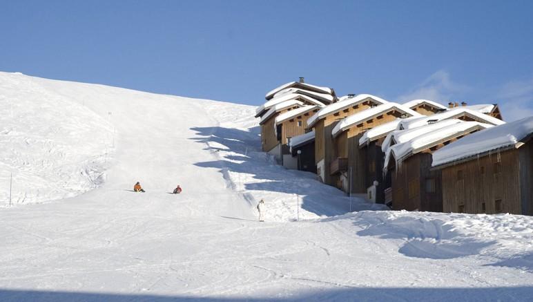 Vente privée Résidence Les Chalets et Lodges des Alpages – Résidence au pied des pistes