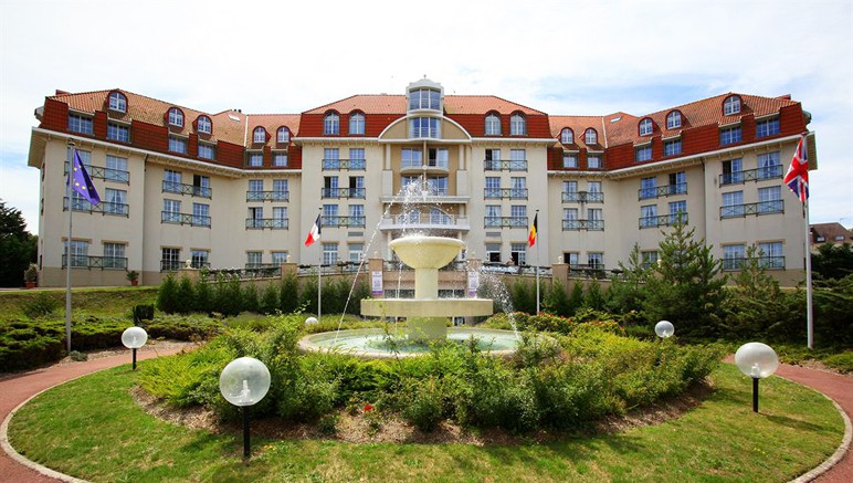 Vente privée Best Western Grand Hôtel Le Touquet 4* – L'Hôtel Best Western Grand Hôtel Le Touquet 4*