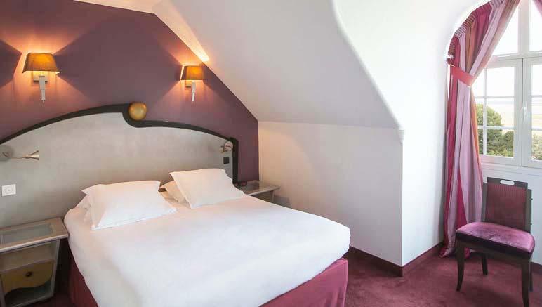 Vente privée Best Western Grand Hôtel Le Touquet 4* – Séjournez en chambre COSY, pour deux personnes