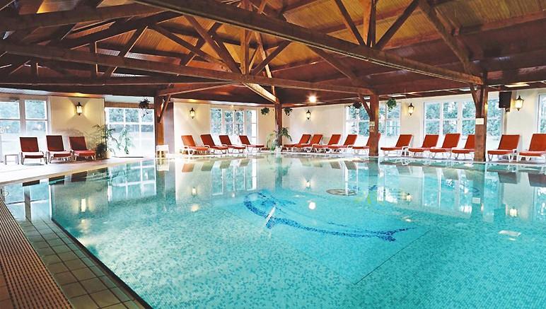 Vente privée Best Western Grand Hôtel Le Touquet 4* – Accès gratuit à la piscine intérieure chauffée et au sauna