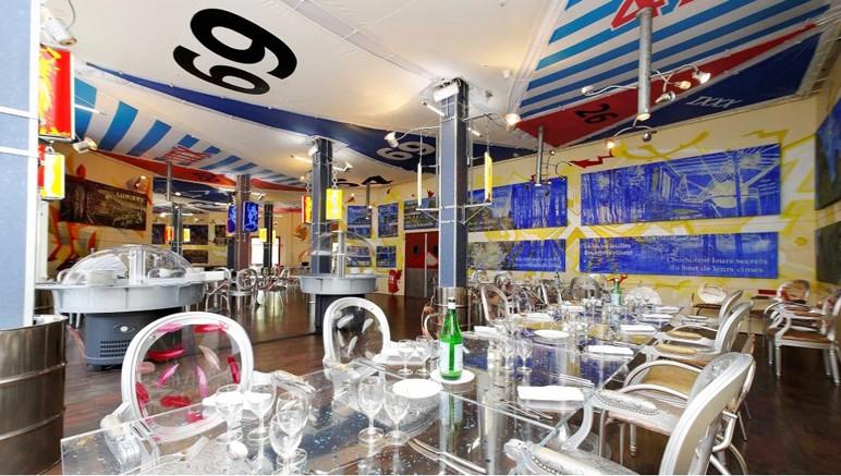 """Vente privée Best Western Grand Hôtel Le Touquet 4* – Le Restaurant """"The Roots"""" vous attend pour vos dîners inclus (selon package choisi)"""