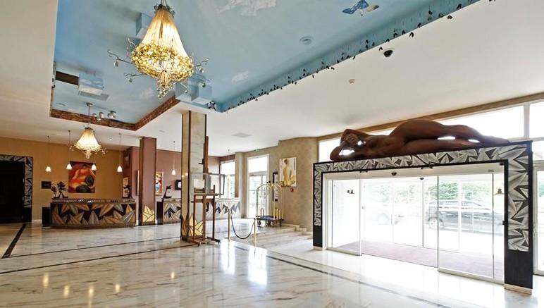Vente privée Best Western Grand Hôtel Le Touquet 4* – Décoration soignée et raffinée de l'hôtel