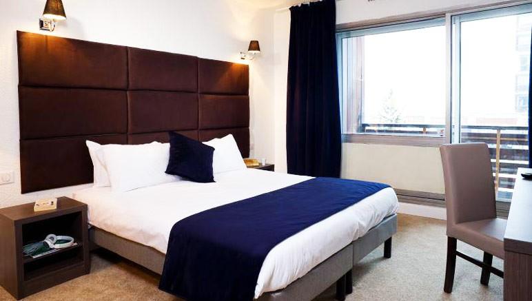 h tel courchevel olympic vente priv e jusqu au 19 01 2017. Black Bedroom Furniture Sets. Home Design Ideas