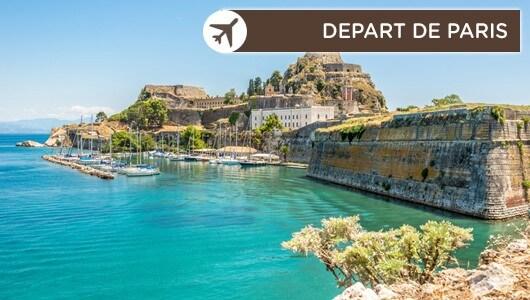 Vente privée : Grèce : 4* et tout inclus à Corfou