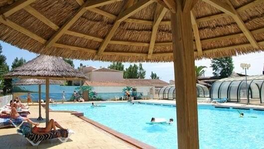Vente privée : Sérignan : Camping 4* près des plages