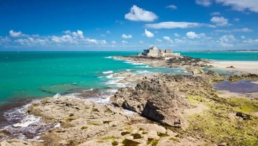 Vente privée : Saint Malo : Virée 3* en Bretagne