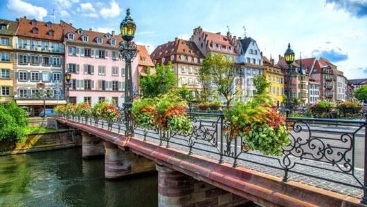 Vente privée : A la découverte de Strasbourg en 3*