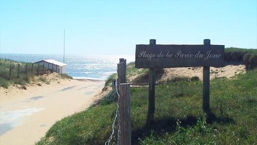 Vente privée : Vendée : camping en bord de plage