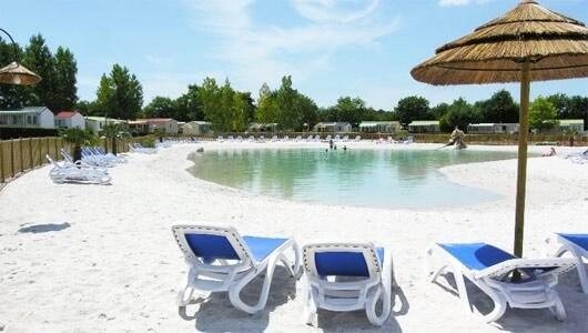 Vente privée : Camping 4* face à l'Ile d'Oléron