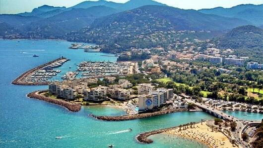 Vente privée : Standing aux portes de Cannes