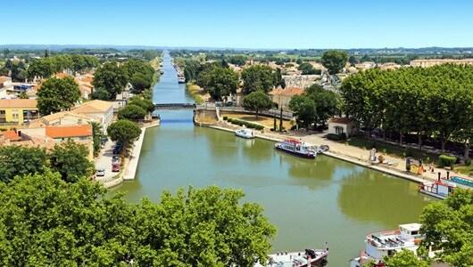 Vente privée : Virée historique sur le Canal du Midi