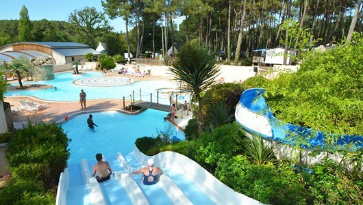 Vente privée : Camping 3* en Bretagne Sud