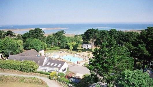 Vente privée : Bretagne : camping 4* face à la mer