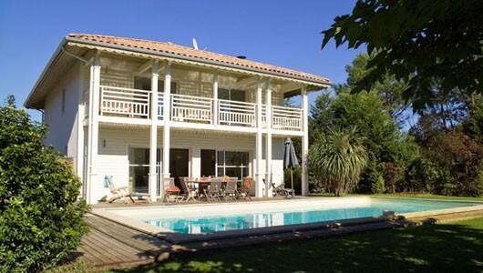 Vente privée : Landes : Villa & piscine privée