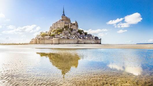 Vente privée : Hôtel 3* aux portes du Mont St Michel