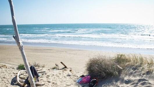 Vente privée : Camping 3* en bord de mer