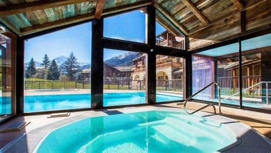 Vente privée : 4* & spa dans les Alpes du Nord