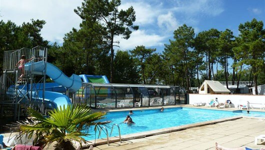 Vente privée : Camping familial 4* en Vendée