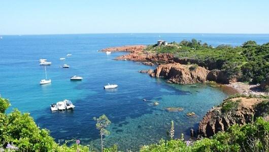 Vente privée : Près des plages de la Côte d'Azur