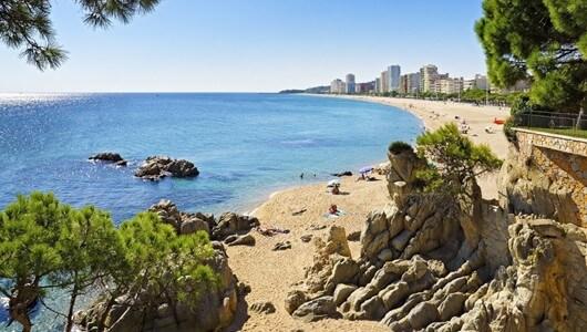 Vente privée : Pals : séjour 4* en Catalogne