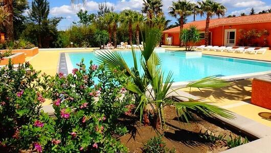 Vente privée : Camping familial à Argelès sur Mer