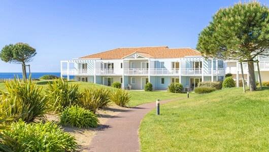 Vente privée : Vendée : résidence 3* face à la mer