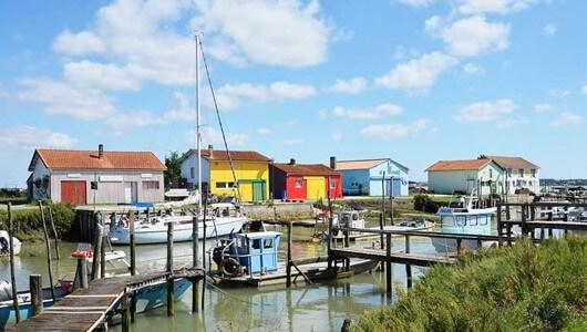 Vente privée : Séjour à deux pas de l'Île d'Oléron
