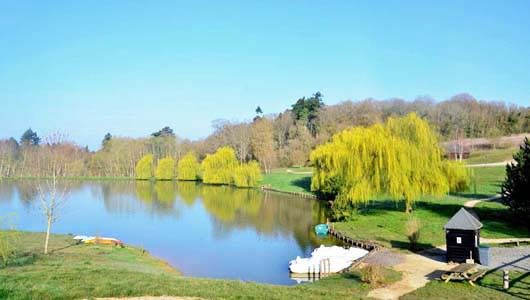 Vente privée : Pleine nature en Bourgogne